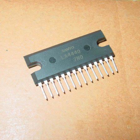 Mạch Ampli 19W dùng IC LA4440