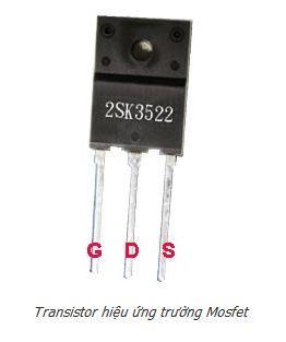 MOSFET là gì và cách kiểm tra MOSFET còn sống hay chết