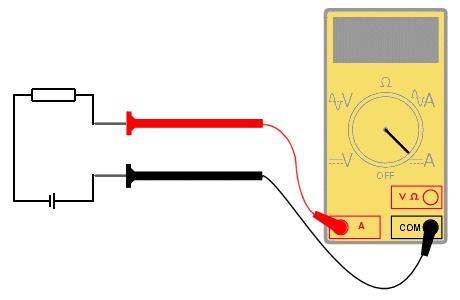 Cách sử dụng đồng hồ vạn năng đo dòng và điện áp