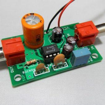 Dùng IC LM380 làm mạch khuếch đại 2 kênh cho thiết bị nghe cá nhân