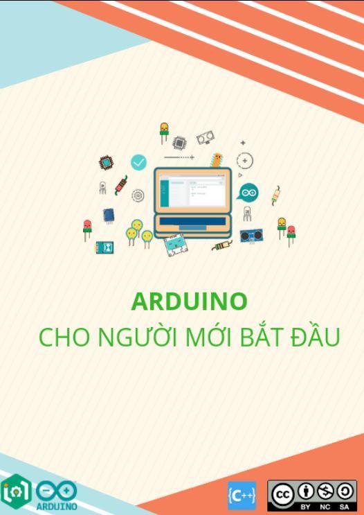 Sách: Arduino cho người mới bắt đầu