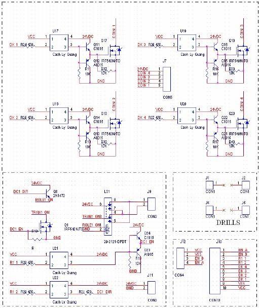 Tài liệu động cơ bước và mạch điều khiển động cơ bước