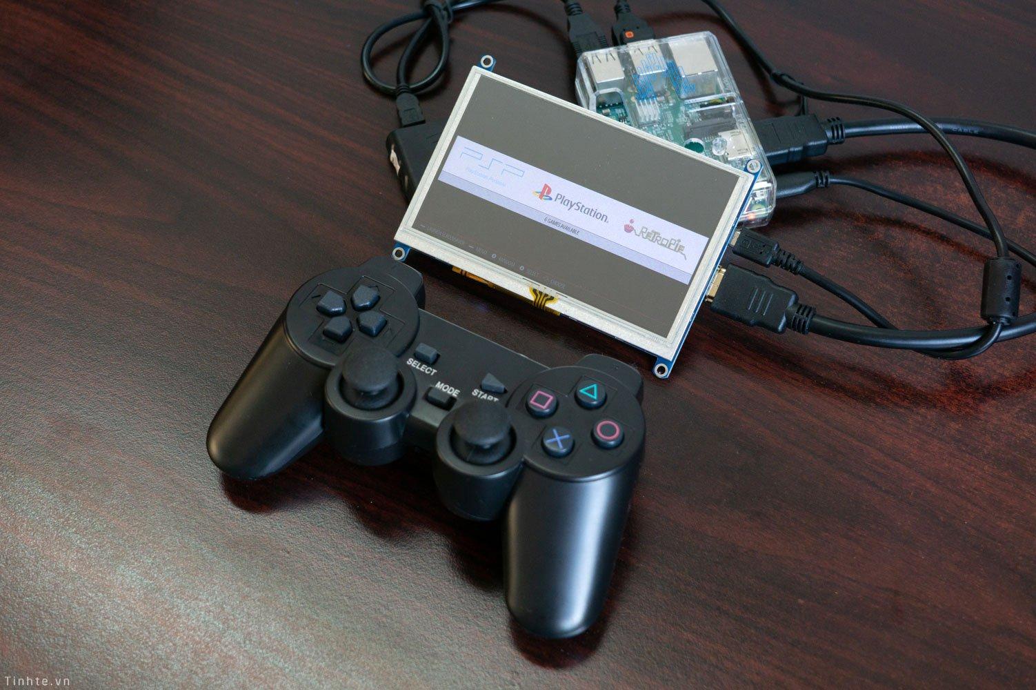 Retropie – Biến Raspberry Pi thành máy chơi điện tử