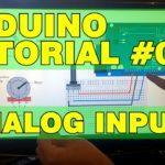 Arduino cơ bản 03: Analog Inputs