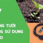 Cảm biến độ ẩm | Hệ thống tưới tự động sử dụng Arduino